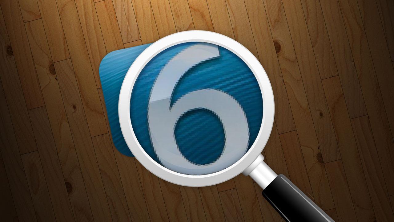 original - iOS 6 ou l'iPhone 5 consomme trop de donnée?