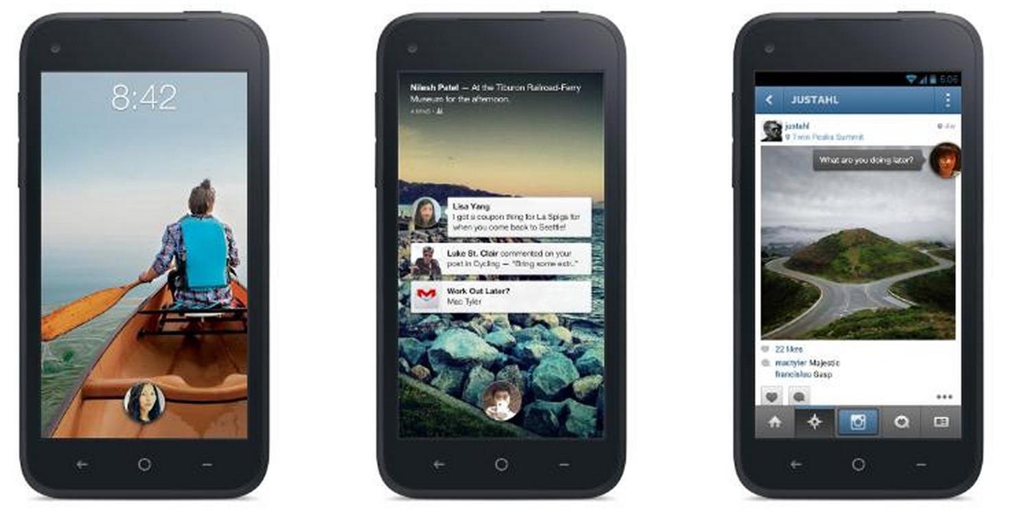 facebook home - Facebook lance la suite d'applications Home