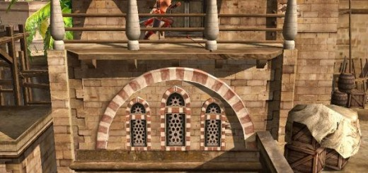 1392758232659 520x245 - Critique de Prince of Persia: The Shadow and the Flame sur iOS