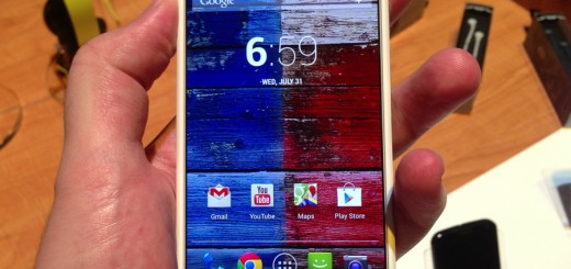 1392758233159 520x245 - Moto X de Motorola, le renouveau américain en matière de cellulaire