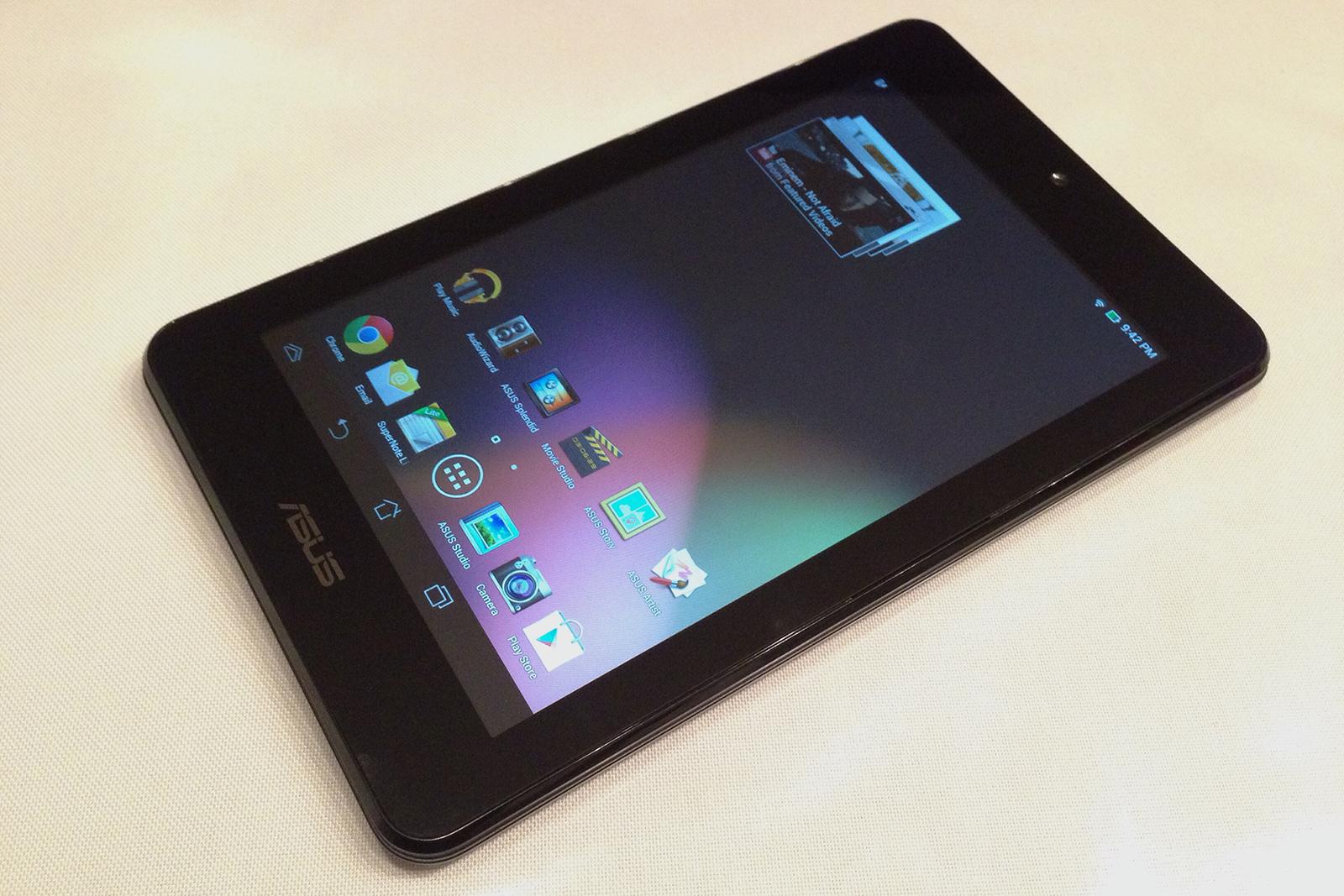 1392758224544 - Test de la tablette Asus Memo Pad HD 7