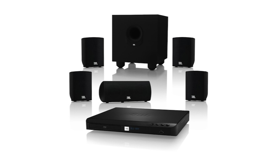 1392405233141 - Survol du système audio Blu-ray BD300 de JBL