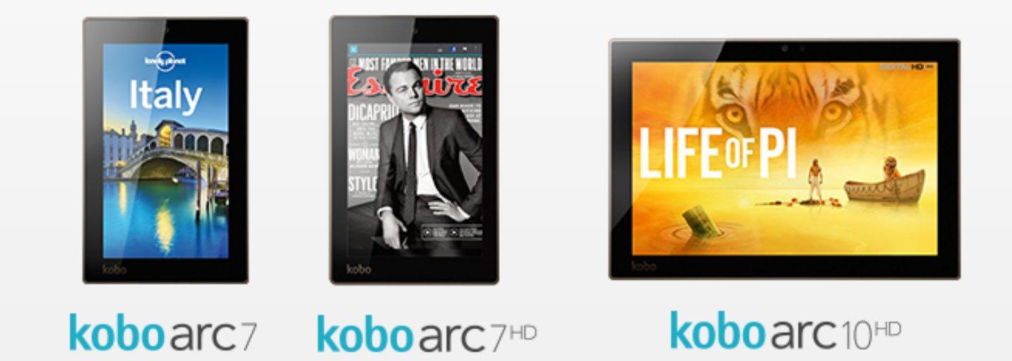 1392828188823 - Quelle tablette Kobo choisir pour votre besoin?