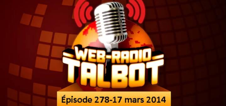 header - Participation à Radio Talbot #278 - Trucs de pile pour iPhone