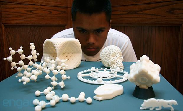 1397611438703 - Démystifier l'impression 3D et ses possibilités