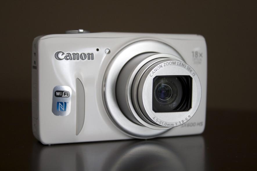 original - Test du Canon SX600 HS