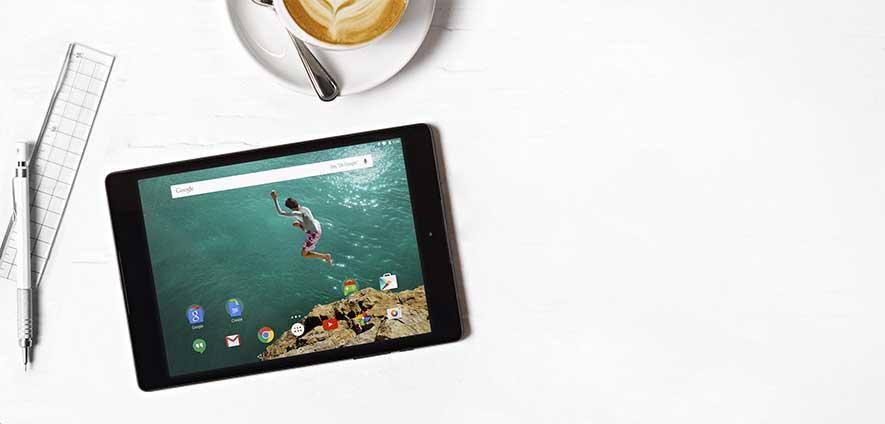 1413418445807 - Google lance la nouvelle tablette Nexus 9