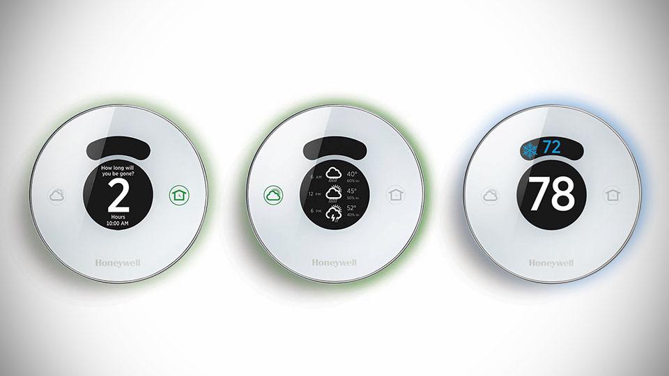 1414112138169 - Présentation des thermostats intelligents de Honeywell