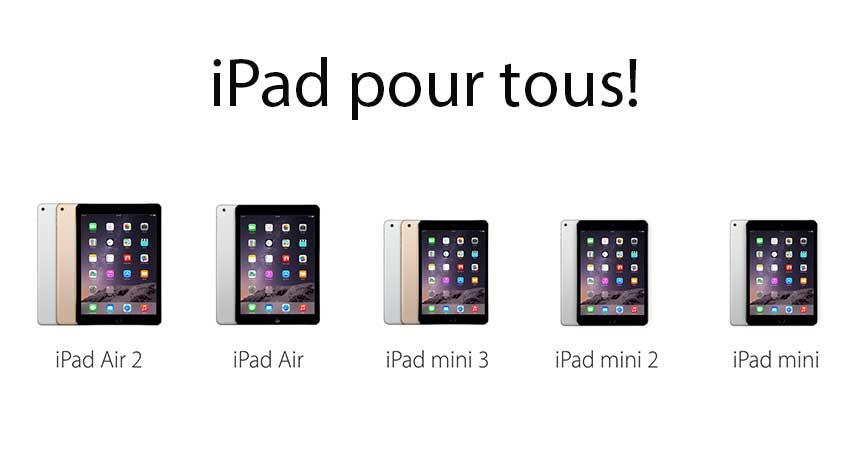 1416781095771 - De nouveaux iPads pour tous!