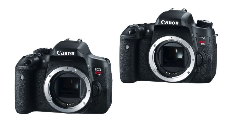 1423623351908 - Survol des nouvelles caméras Canon T6s et T6i