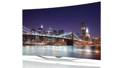 1436580188667 - Un aperçu du téléviseur courbé OLED EC9300 de LG