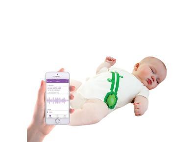 1441559056003 - Survol du moniteur pour bébé connecté MIMO