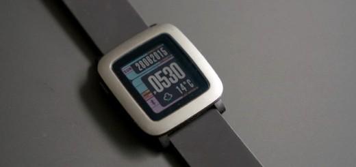 pebbletime 800x410 520x245 - La Pebble Time, sauveur ou distraction des montres connectées?