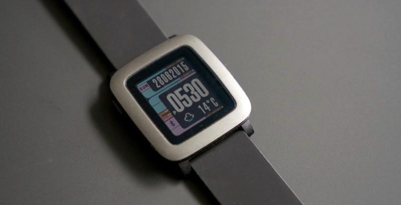 pebbletime 800x410 - La Pebble Time, sauveur ou distraction des montres connectées?