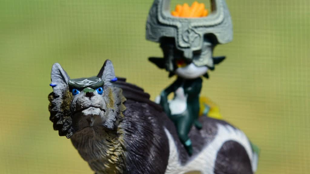 Amiibos Wolf Link