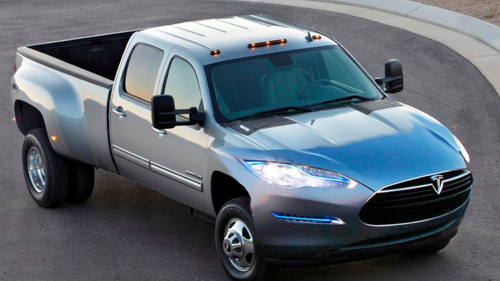 tesla pickup 1024x576 - Vers l'électrification des transporteurs