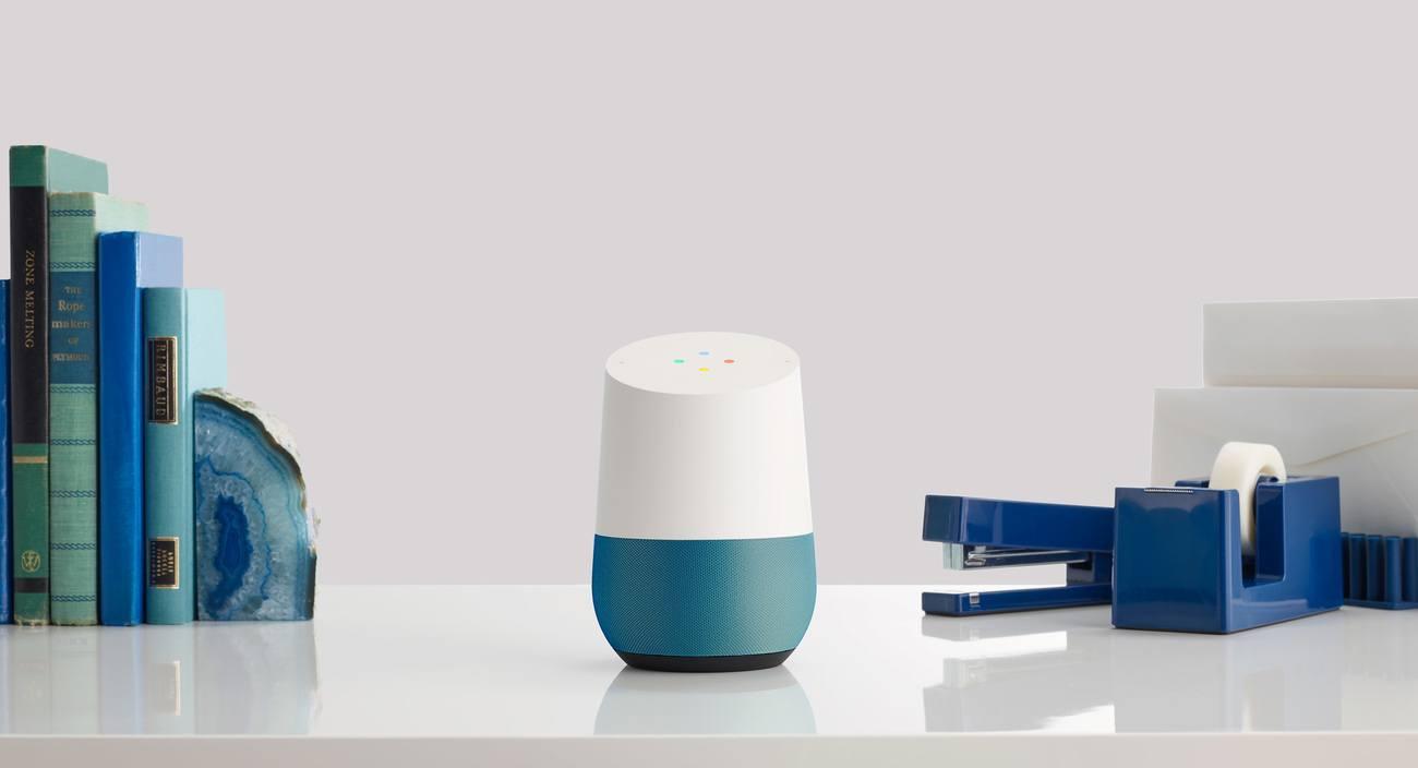 Google Home Smart Assistant 03 - La montée des assistants intelligents