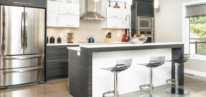 cuisine contemporaine 720x340 - Quelques suggestions de rénovation pour votre cuisine