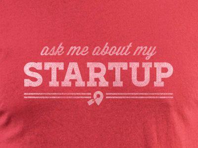Les startups et les t-shirts